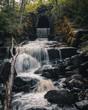 Waterfall, Korkeakoski - 212904590