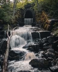 Waterfall, Korkeakoski