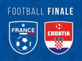 FOOTBALL FINALE France - Croatie - 212907996