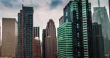 Manhattan skyscrapers - 212915316
