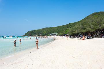 Ko Lan island