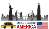 A united states of america tourist attraction - 212949942