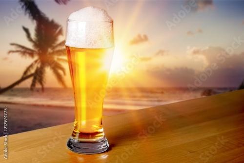 Fototapeta Beer.
