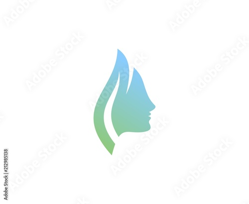 Beauty logo - 212985138