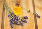 Lavender oil with flower - 213000346