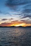 Delightful cloudy Sunrise Seascape Australia - 213009304