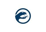 Snake logo vector - 213011926