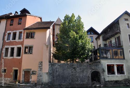 Foto Murales Façades d'Annecy
