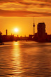 Berlin an der Oberbaumbrücke