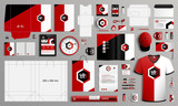 Stationery template design - 213050328