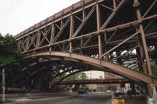 Aluminium Bruggen new york