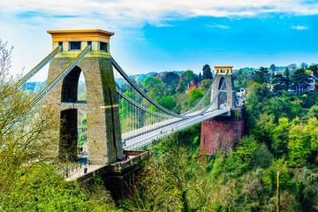 Bridge in Bristol, England