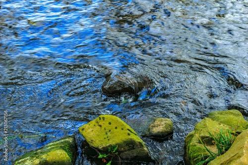 Water close up at Killarney national park - 213067156