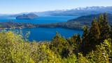 Lago Nahuel Huapi and Cerro Campanario