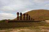 Moai Rapa Nui Isla de Pascua