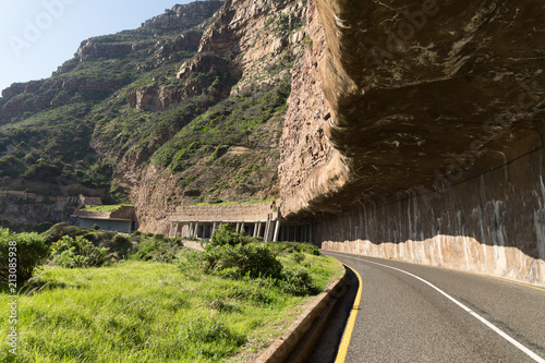 Aluminium Chocoladebruin Chapmans Peak Drive, South Africa
