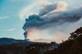 Erupción del Volcán Turrialba Costa Rica