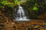Wodospad Wielki w Obidzy