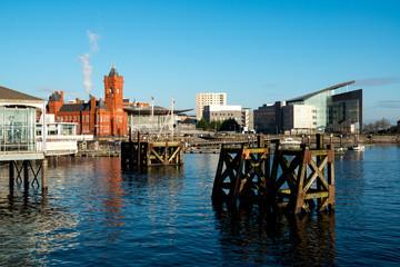 Cardiff bay © Gopakumar