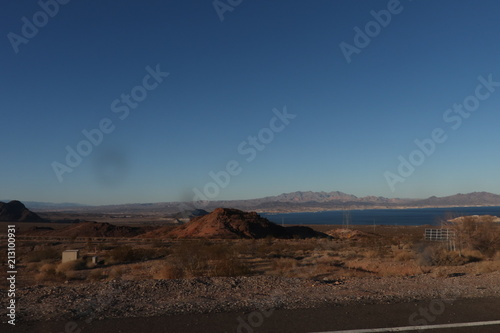Aluminium Chocoladebruin Scenics from Grand Canyon National Park
