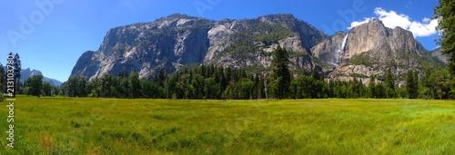 Wall mural Yosemite