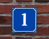 Hausnummer 1 - 213113525