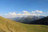 Les Pyrénées en été