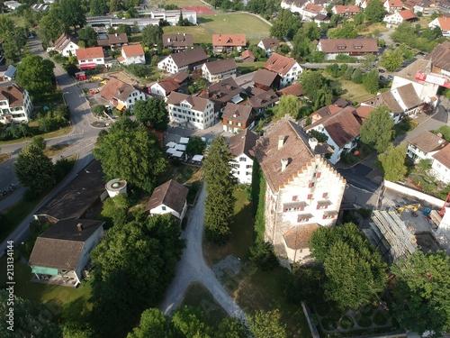Poster Greifensee Schloss
