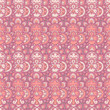 Vintage floral seamless patten. seamless vector background - 213169180