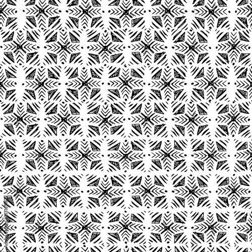 Fototapeta ethnic seamless pattern