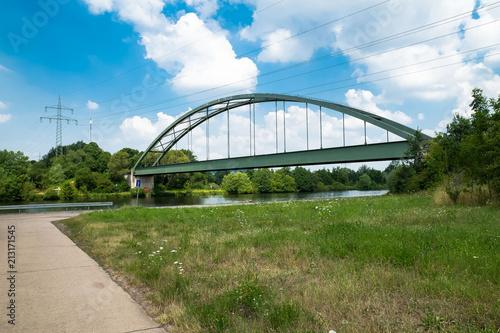 Sticker Brücke - Saarbrücke