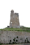 fort de la Hougue,tour Vauban et fortifications,Saint-Vaast-la-Hougue,Manche,Cotentin,Normandie - 213188192