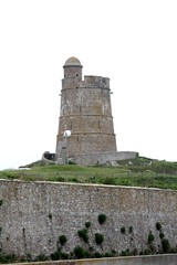 fort de la Hougue,tour Vauban et fortifications,Saint-Vaast-la-Hougue,Manche,Cotentin,Normandie