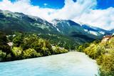 Alpine landscape near Innsbruck, Austria - 213200999