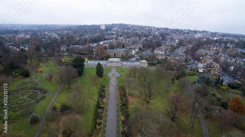 Aerial Drone Shot in Sheffield - 213215773
