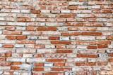 Weathered brick wall - 213218775