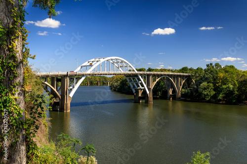 Aluminium Bruggen Historic Edmund Pettus Bridge, Selma, Alabama
