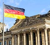 German parliament (Reichstag - Bundestag) building in Berlin city Germany - 213227732