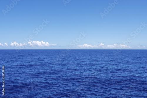 Foto Murales Water horizon