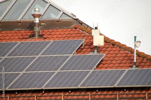 Foto Murales Panel fotovoltaico