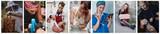 collage lavori creativi - 213235907
