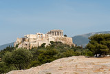 View of the Acropolis of Athens - Greece - 213236732
