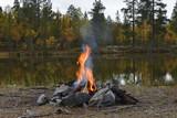 Lagerfeuer in Schweden - 213240578