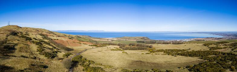 Ayrshire Panoramic Landscapes © Stu