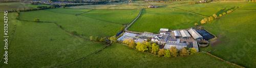 Fotobehang Groene Landscapes of Ayrshire