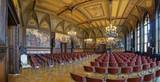 Rathaus Erfurt Innen Saal Historisch - 213248545
