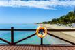 Leinwanddruck Bild - Playa de Puente Romano-Naguele, Marbella, Andalusia, Spain
