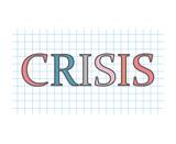 crisis concept- vector illustration - 213258718