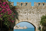 Fortifications of the town of Rhodes - 213265964
