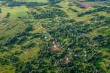 Rural landscape from above - 213290963